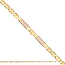 Łańcuszek złoty model-Lm010