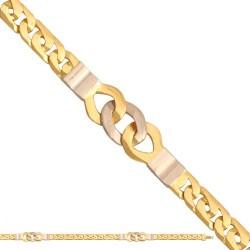 Łańcuszek złoty model-Lm005