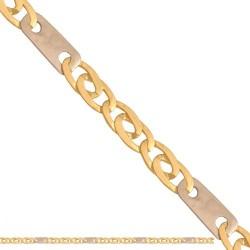 Łańcuszek złoty model-Lm018