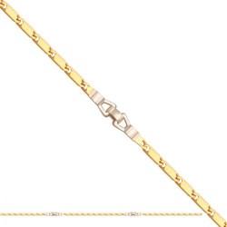 Łańcuszek złoty model-Lm015