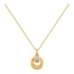 Łańcuszek złoty model-44177