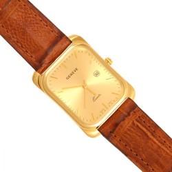 Złoty zegarek,męski model -Zv047-br