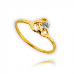 Pieścionek złoty P1504