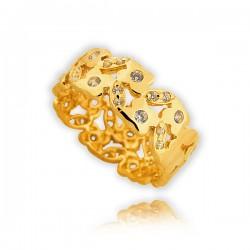 Pieścionek złoty P1508