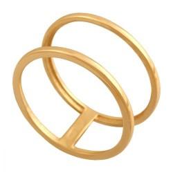Pierścionek złoty Pn573