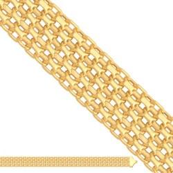 Łańcuszek złoty model-Ld232