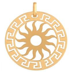 Przywieszka złota wzór-35801