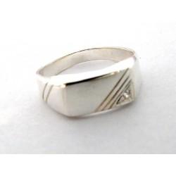 Srebrny sygnet meski0,925