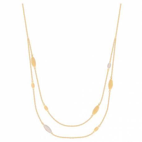Łańcuszek złoty model-47941