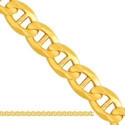 Łańcuszek złoty model-Lp044