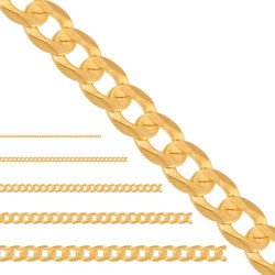 Łańcuszek złoty model-Lp014