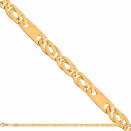 Łańcuszek złoty model-Lv071