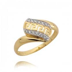 Elegancki pierścionek N293