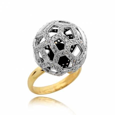 Piękny pierścionek N301