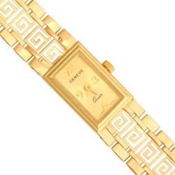 Zegarek złoty damski model-Zv027