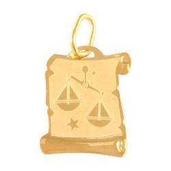 Złoty znak zodiaku,zodiak model-Zowag