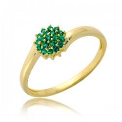 Migocący pierścionek P1903