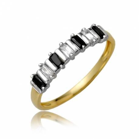 Urzekający pierścionek damski P1885