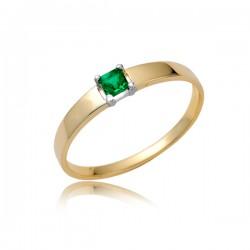 Złoty pierścionek P1851
