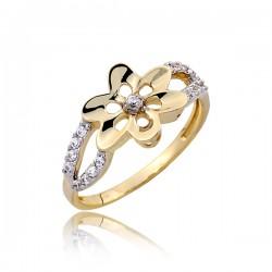 Unikatowy pierścionek P1789