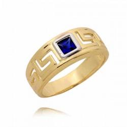 Złoty pierścionek PB60