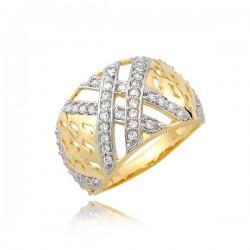 Pierścionek złoty P1738