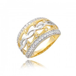 Pierścionek złoty P1723