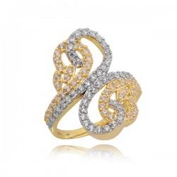 Złoty pierścionek P1650