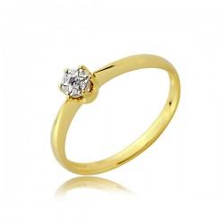 Złoty pierścionek P1911