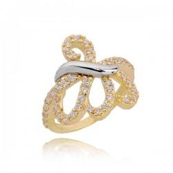Złoty pierścionek PB212