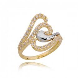 Złoty pierścionek PB213