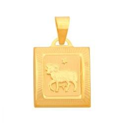 Złoty znak zodiaku,zodiak model-42440