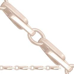 Łańcuszek z białego złota -Ld242c