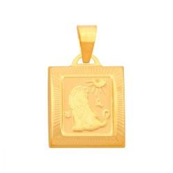 Złoty znak zodiaku,zodiak model-42441