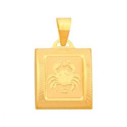 Złoty znak zodiaku,zodiak model-42443