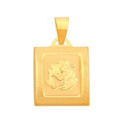 Złoty znak zodiaku,zodiak model-42444