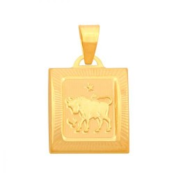 Złoty znak zodiaku,zodiak model-42445