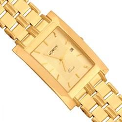 Złoty zegarek,męski model -Zv243