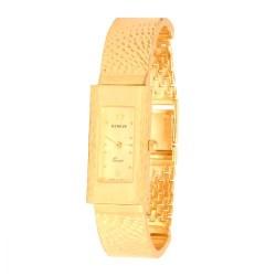 Zegarek złoty damski model-Zv054