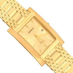 Złoty zegarek,męski model -Zv242