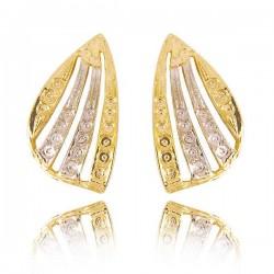 Kolczyki złote K68