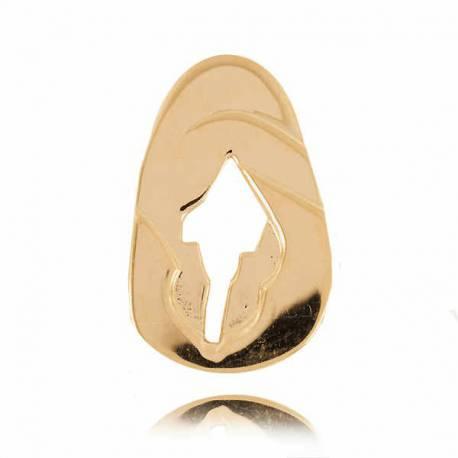 Złoty znak zodiaku Z4 BLIZNIĘTA