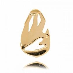 Złoty znak zodiaku Z4 KOZIOROŻEC