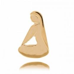 Złoty znak zodiaku Z4 PANNA