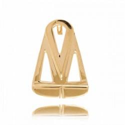 Złoty znak zodiaku Z4 WAGA