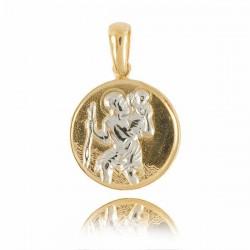 Złoty medalik M1