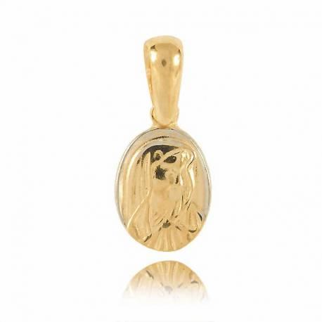 Złoty medalik M7
