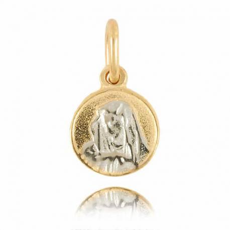 Złoty medalik M8