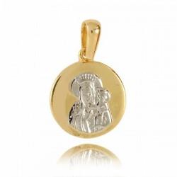 Złoty medalik M11