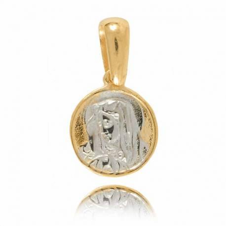 Złoty medalik M18